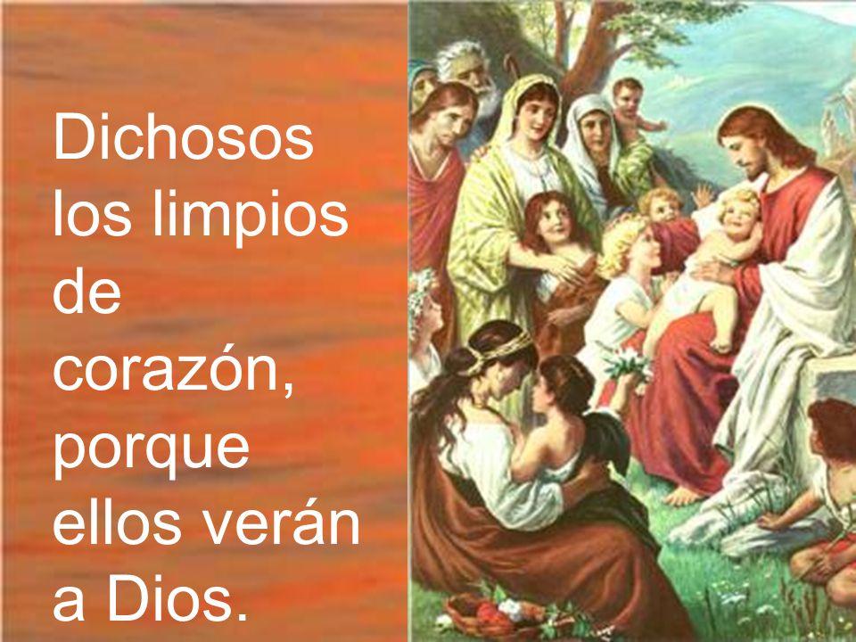 Dichosos los miseri- cordiosos, porque ellos alcanzarán misericordia.