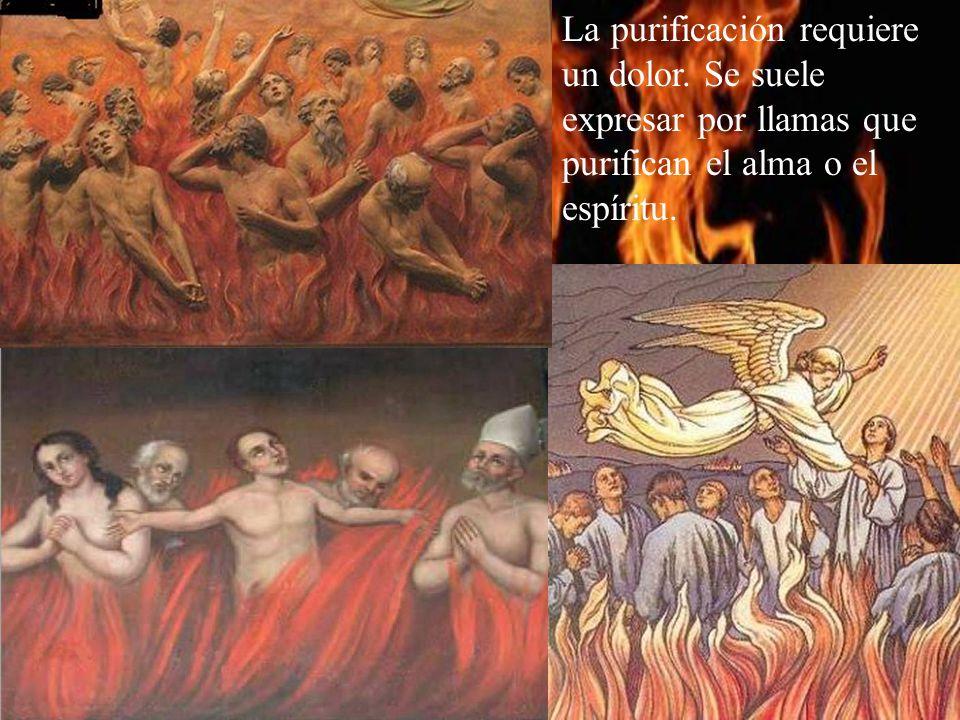 No es fácil morir totalmente limpios. El Purgatorio existe para que nos podamos limpiar de los pecados pequeños y de los restos de otros pecados. De e
