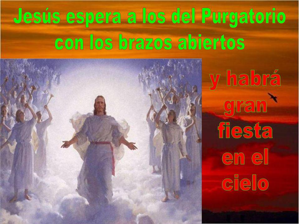 Los santos sabían que su muerte era la entrada en la Gloria.