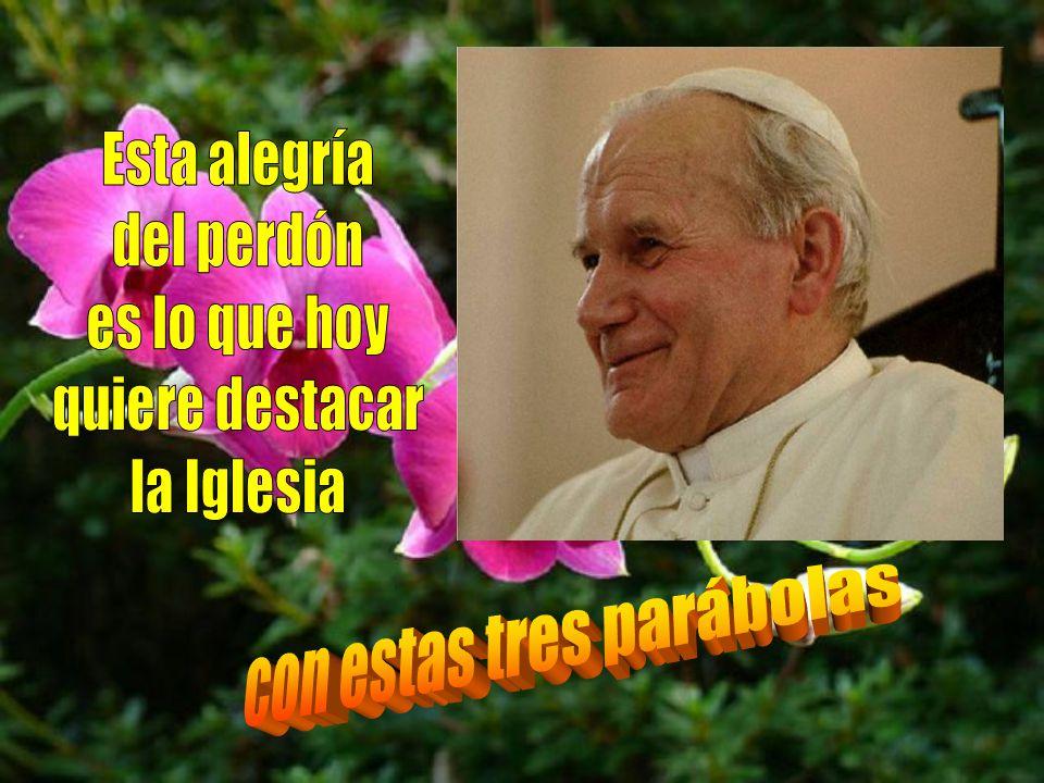 La misericordia, como decía Juan Pablo II, no difama a quien la recibe ni ofende la dignidad del hombre, sino que recupera la dignidad humana, en la que Dios creador y el hombre hijo de Dios se reencuentran en una misma alegría.