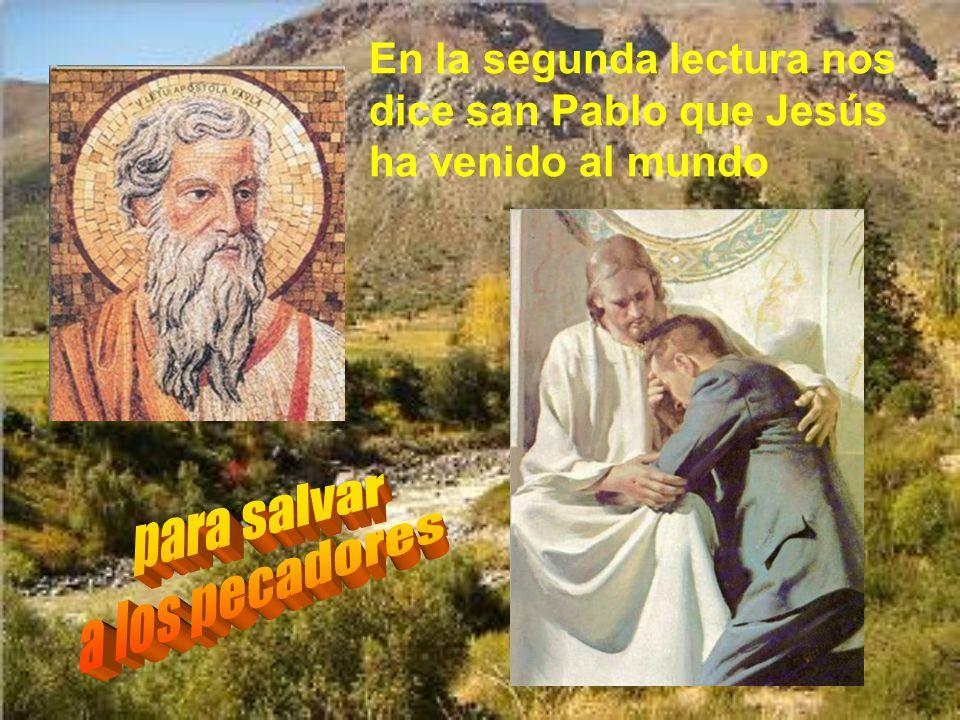 Pero Moisés intercede ante Dios. Le recuerda sus promesas. Y Dios perdona a su pueblo.