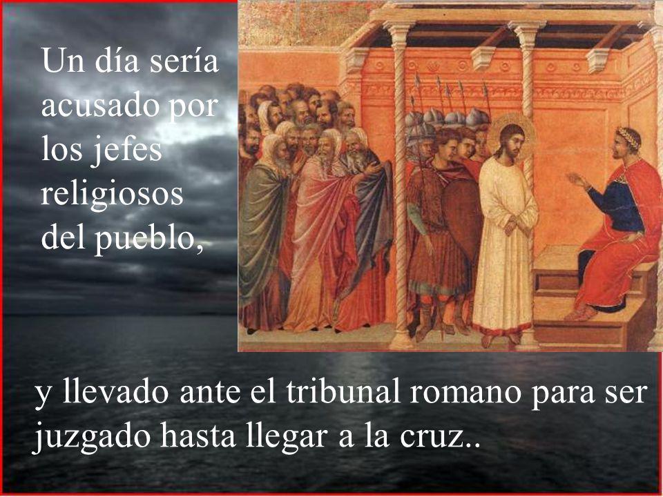 Para realizar plenamente la salvación, El debía morir, y morir en la Cruz.