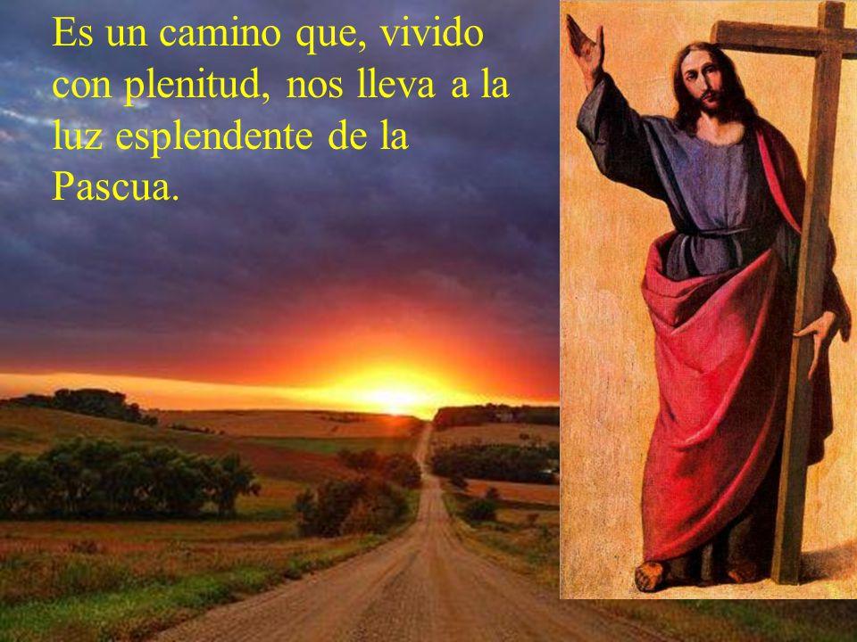 El pueblo de Dios es un pueblo peregrino.