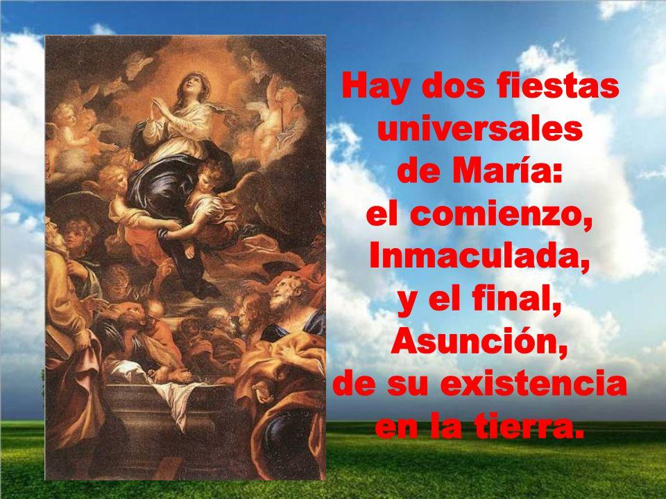 Para poder ir al cielo con María, el evangelio de hoy nos invita a realizar obras de caridad como María al visitar a su prima Isabel.