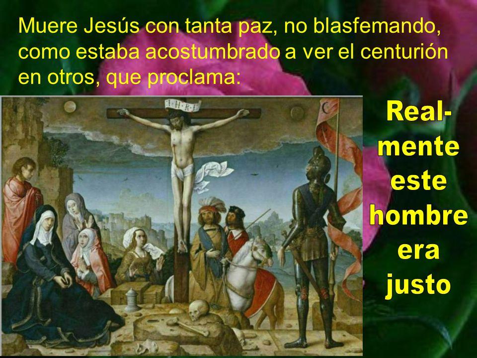La misericordia de Jesús aparece en el trato con las mujeres. Las mujeres, que en aquel tiempo se sentían postergadas, quieren consolar a Jesús al men