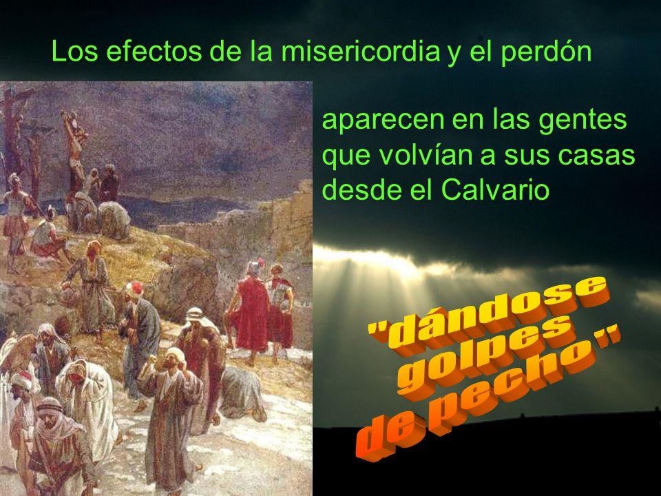 Muere Jesús con tanta paz, no blasfemando, como estaba acostumbrado a ver el centurión en otros, que proclama: