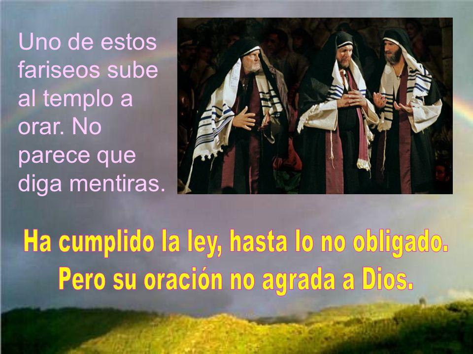 La parábola va dirigida a aquellos que se tenían por justos y despreciaban a los demás. Estos eran los fariseos que, por fuera, pa- recían muy justos