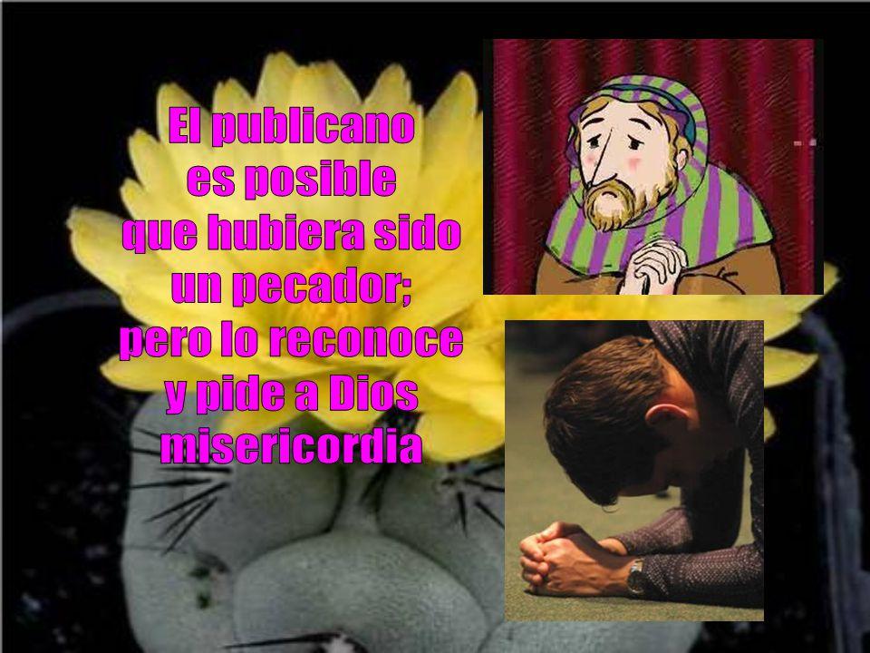 Lo peor es que desprecia a los demás; y especialmente a quien está haciendo una verdadera oración.