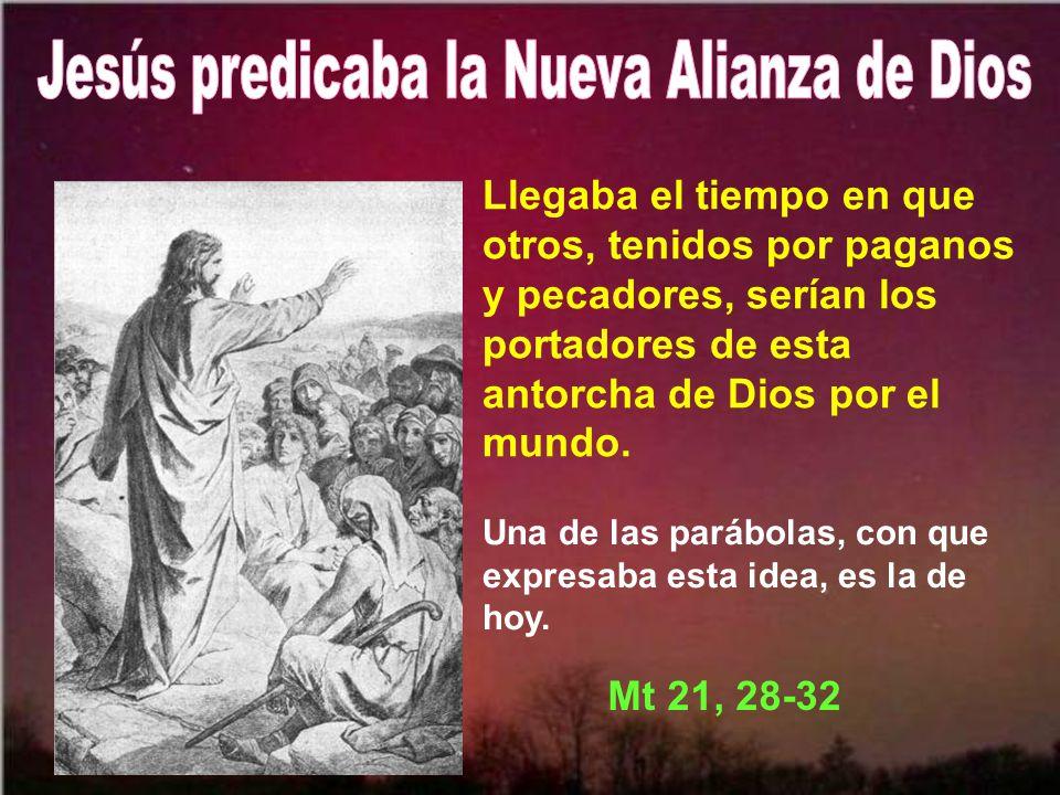 Muchas veces faltaron a la alianza con Dios, como cuando adoraron el becerro de oro.