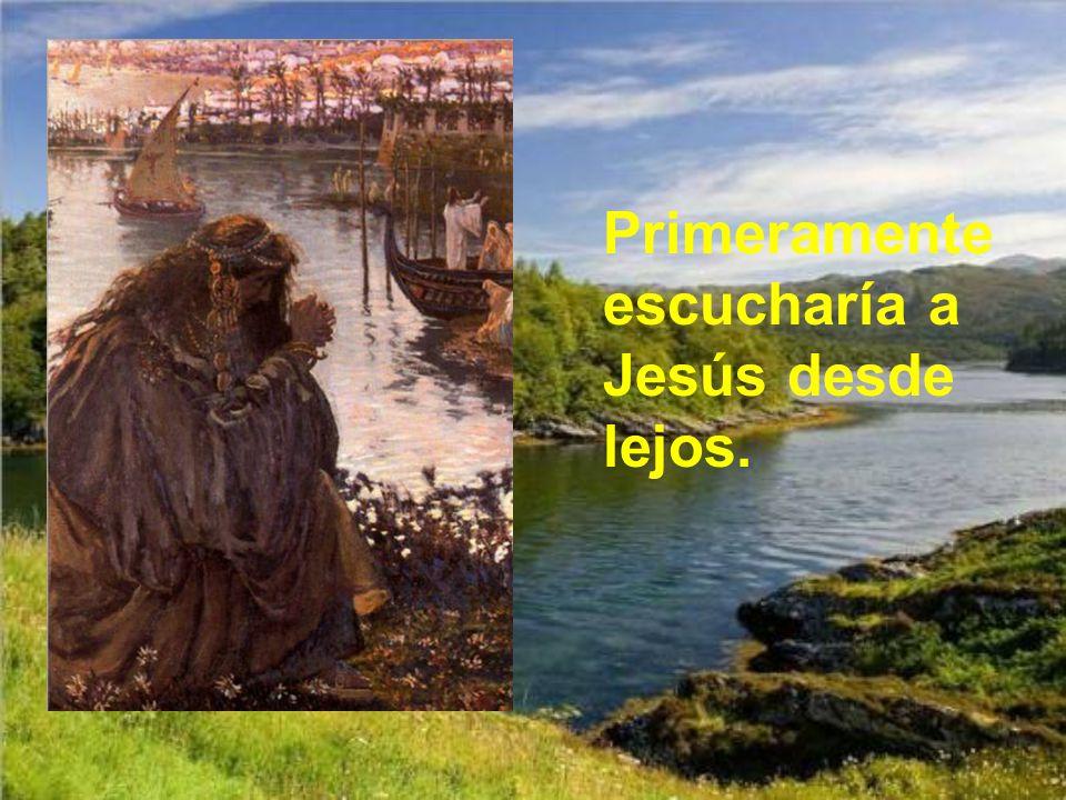 Santa María Magdalena era natural de Magdala, ciudad a orilla del mar de Galilea.