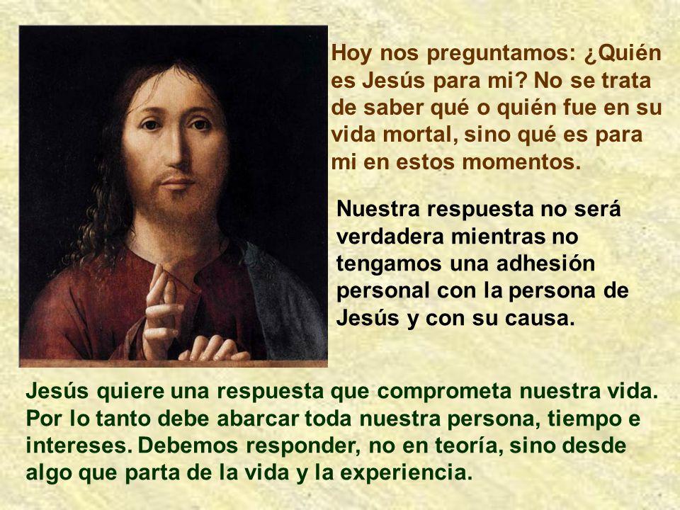 Jesús le promete el primado. El símbolo principal está en las llaves, como expresión de poder, que en la Iglesia es servicio. Después de resucitado, s