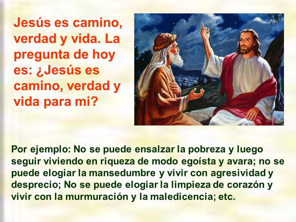 No es fácil unirse a Jesús, ya que con facilidad tenemos ideas falsas sobre Él. Lo peor es que muchos usan o abusan de las palabras y hechos de Jesús