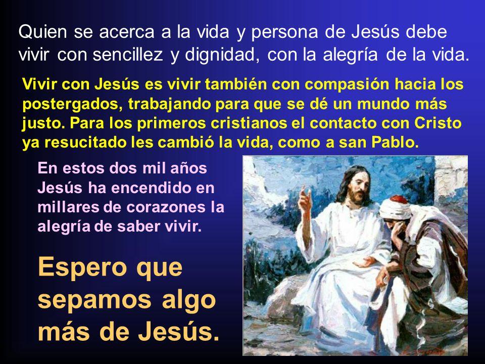 Jesús es camino, verdad y vida. La pregunta de hoy es: ¿Jesús es camino, verdad y vida para mi? Por ejemplo: No se puede ensalzar la pobreza y luego s