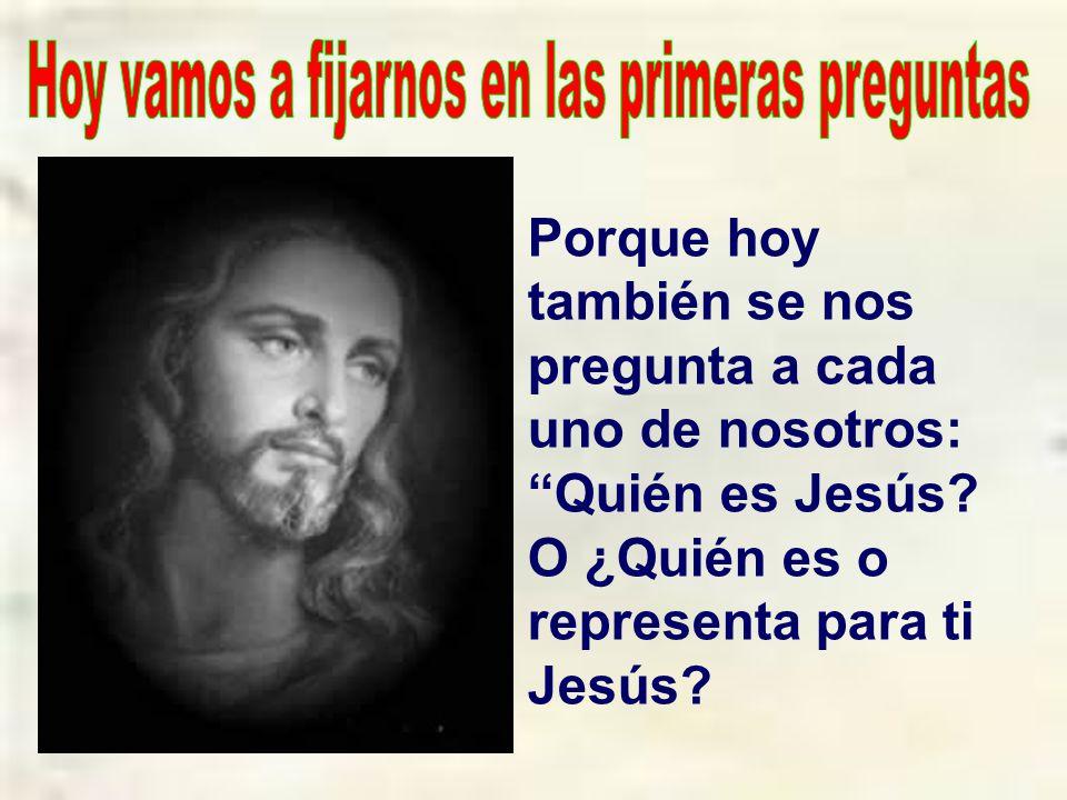 La respuesta de san Pedro merece por parte de Jesús una gran alabanza y el primado para él y sus sucesores, los papas. Pero de esto tratamos especialm