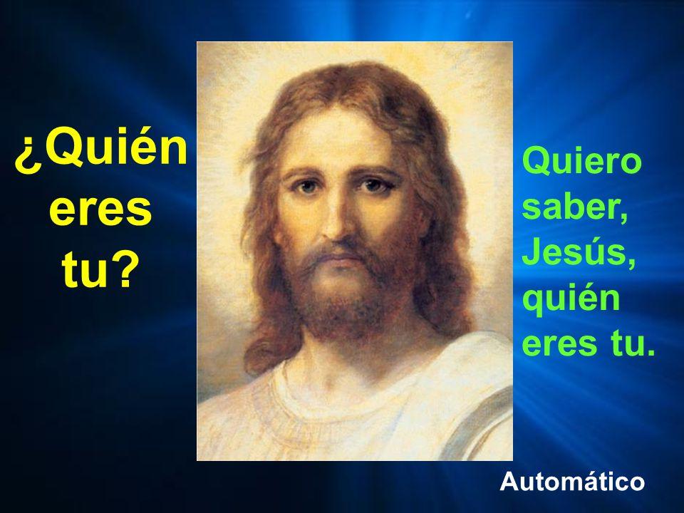 La respuesta no es fácil, aunque sepamos bien el catecismo. Debemos pedir mucha gracia a Dios, antes de responder definitivamente.