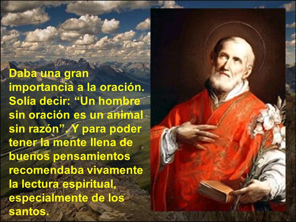 Desde el momento que fue ordenado sacerdote, además de los apostolados anteriores, tenía uno nuevo muy especial: El Confesonario.