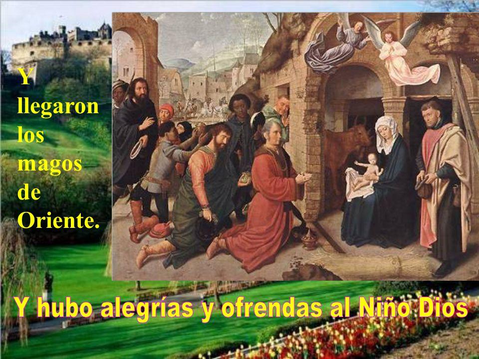 A los 40 días era la Presentación de Jesús en el templo. San José, como ofrenda, sólo pudo llevar un par de palomas.