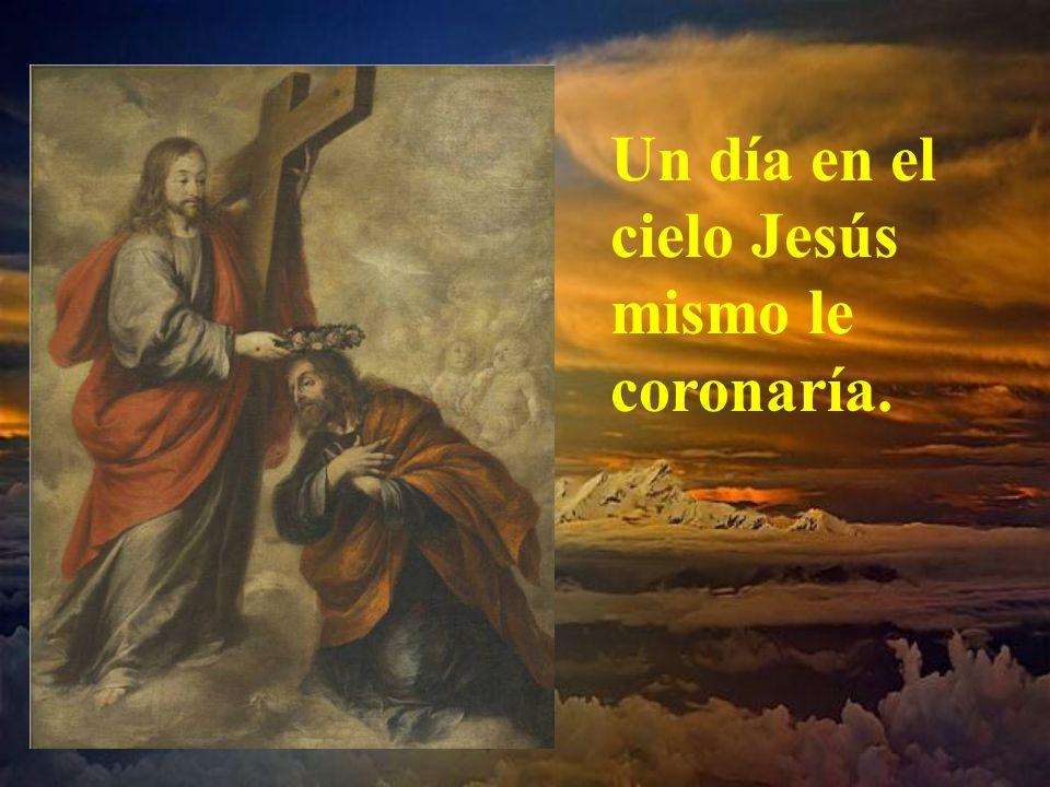 Le llegó la hora de entregar su alma al Creador. San José moría con la muerte más feliz, teniendo a su lado a Jesús y a María.