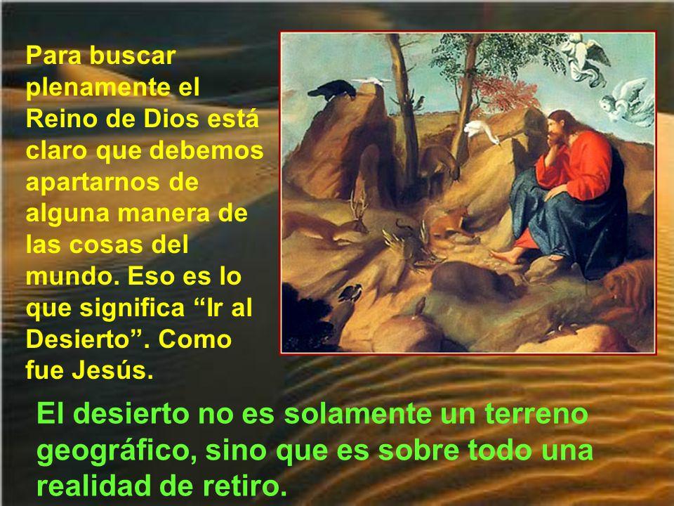 Por eso un deseo en estos días debe ser el estar atentos a la palabra de Dios, según nos lo va explicando la Iglesia.