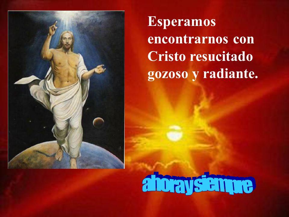 El pueblo de Dios es un pueblo peregrino que camina hacia la verdadera Pascua eterna.