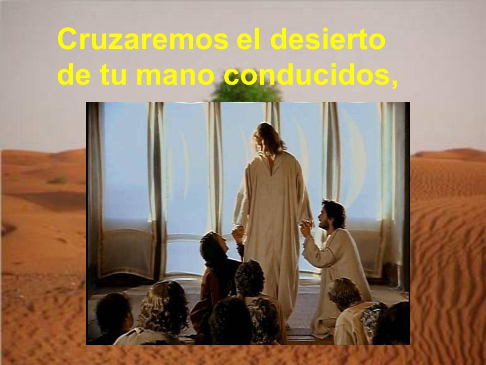que conduce hacia la Pascua de tu Hijo Jesucristo.