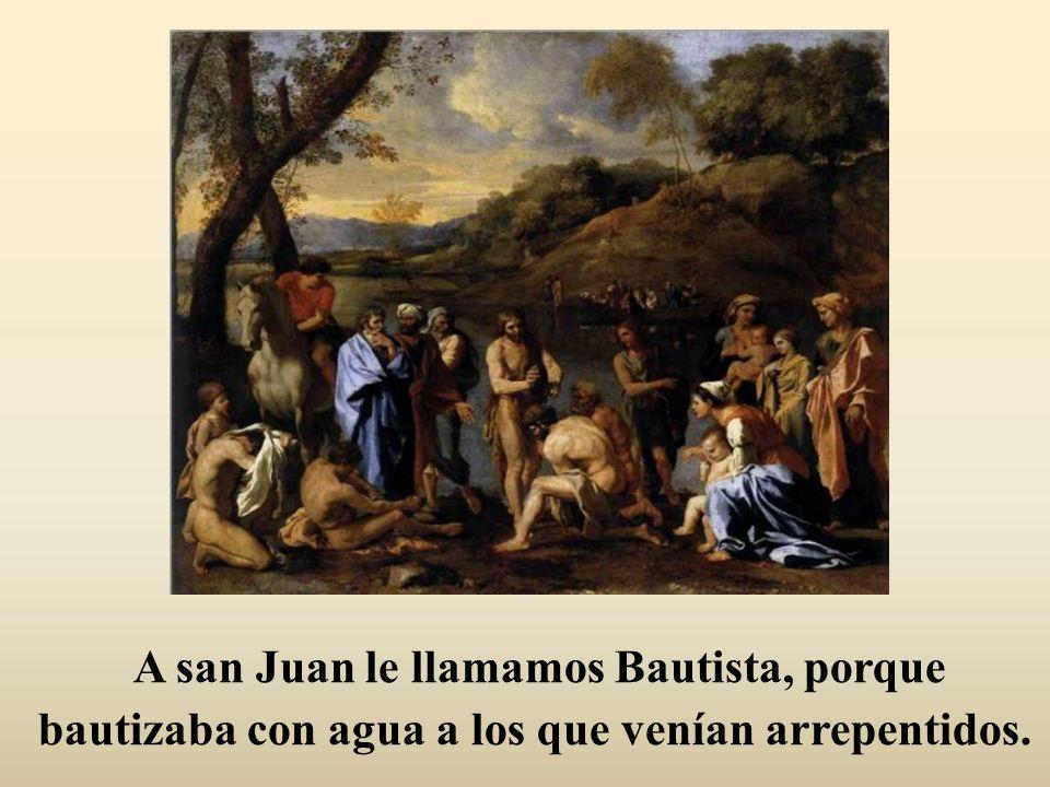 El aparente fracaso de san Juan Bautista se convertiría en la gloria que hoy celebramos.
