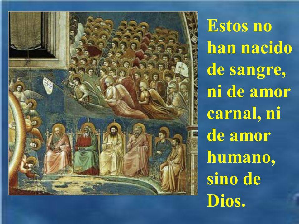 Pero a cuantos la recibieron, les da poder para ser hijos de Dios, si creen en su nombre.