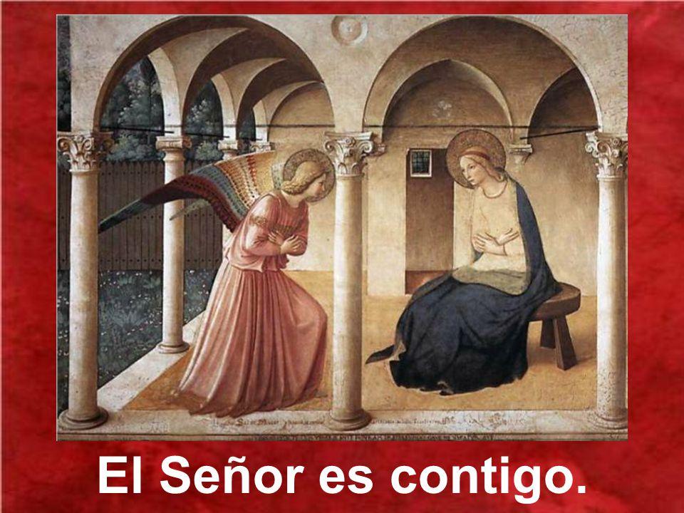 Dios te salve, María, llena eres de gracia. Automático