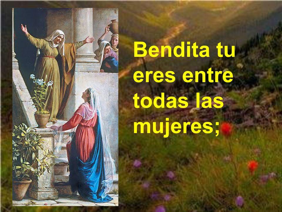 El Señor es contigo.
