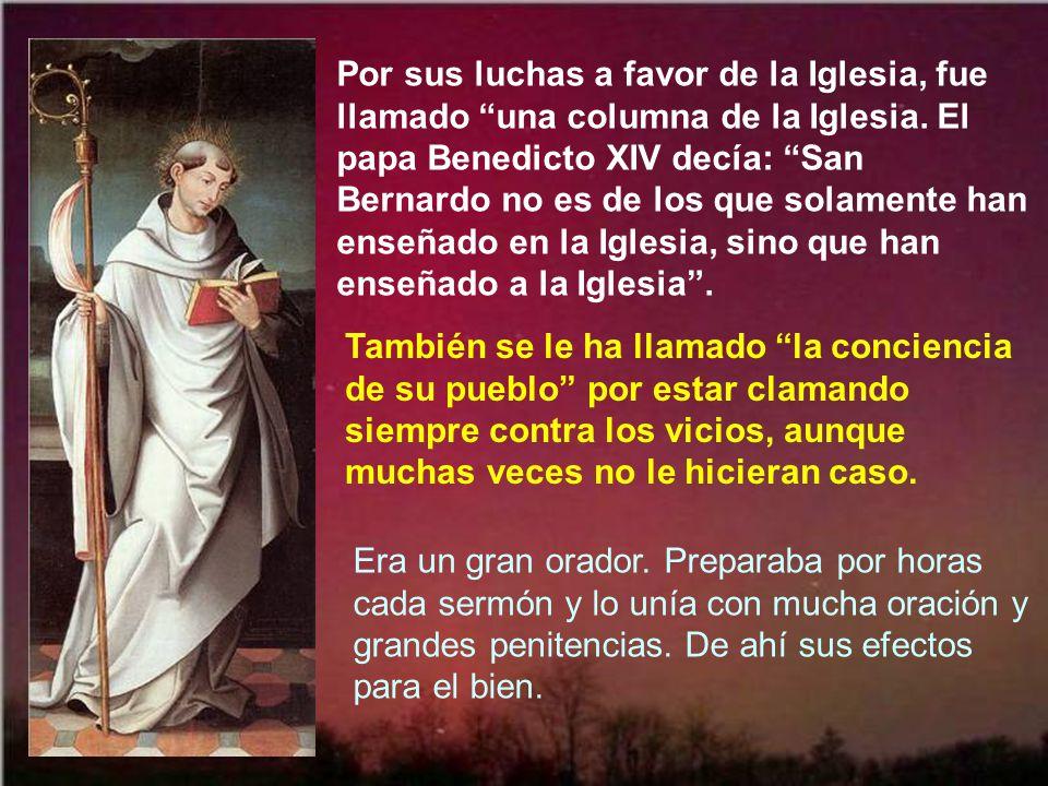 Su gran deseo era permanecer en su convento dedicado a la oración y la meditación. Pero el papa, obispos, gobernantes y pueblo le pedían constante ayu
