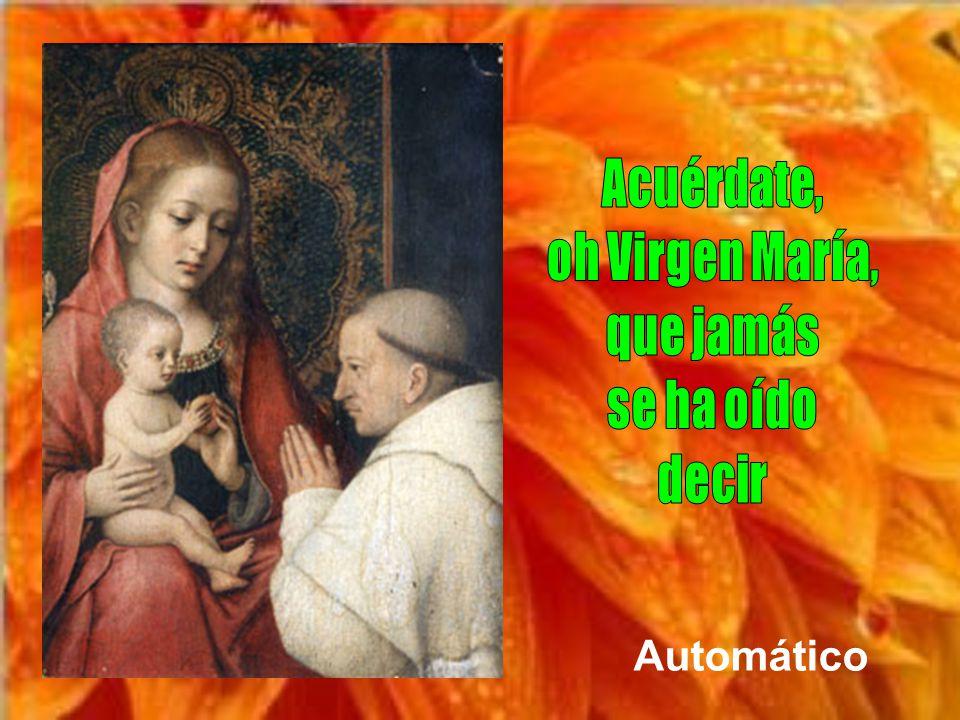 Sobre la virginidad y maternidad de María dice: Por absoluta conveniencia Dios no podría nacer sino de una virgen; y una virgen no podría dar a luz si