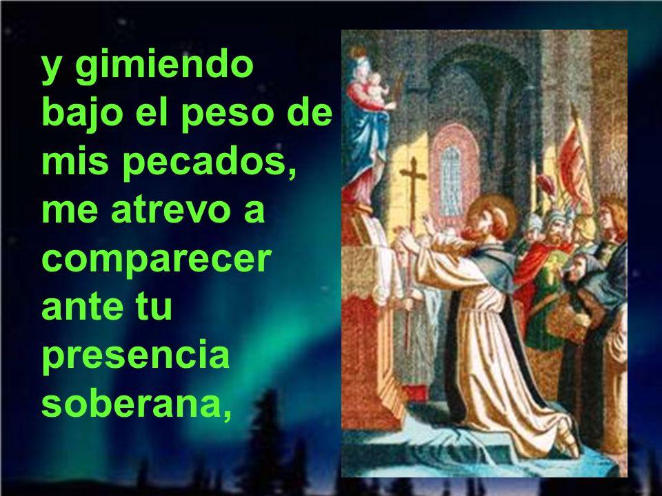 ¡Oh Madre, Virgen de las vírgenes!