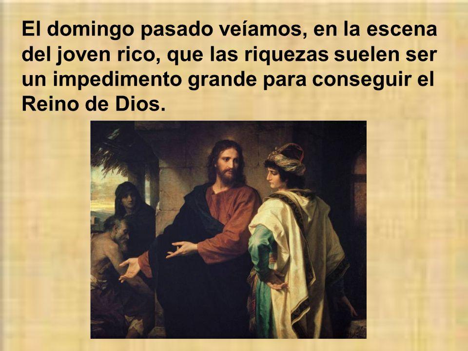 En aquel tiempo, se acercaron a Jesús los hijos del Zebedeo, Santiago y Juan, y le dijeron: