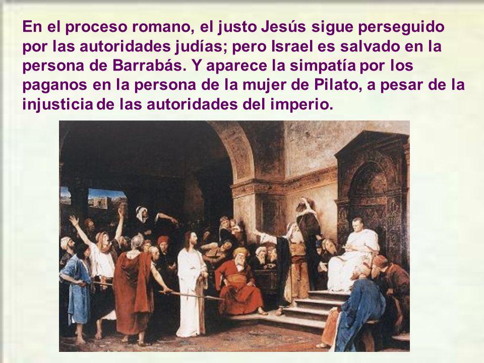 Dice: He pecado contra el inocente.Parece que tiene fe; pero es una fe sin esperanza y sin amor.