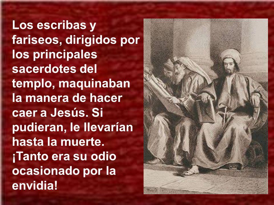 Eran los días últimos de la vida de Jesús. Negros nubarrones amenazaban sobre Él por culpa de los jefes del pueblo judío. Pero por lo alto brillaría s