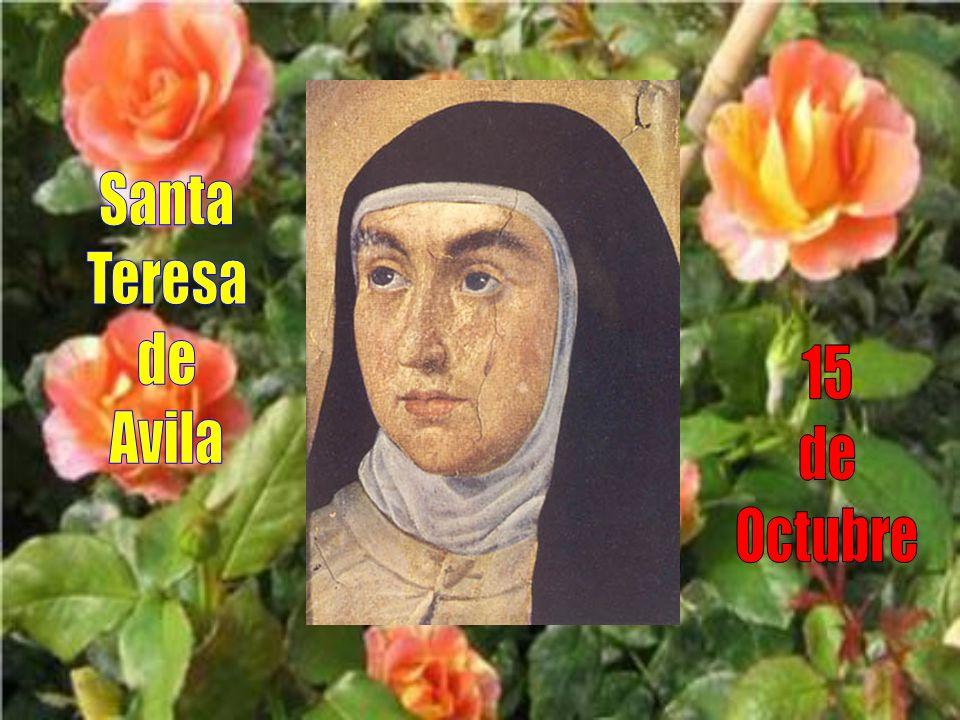De nuevo san Pedro de Alcántara, el gran animador de la reforma de santa Teresa, no sólo la anima, sino que consigue que el Sr.