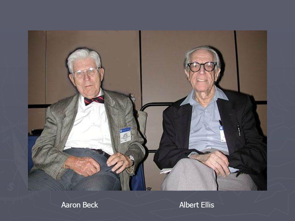 Aaron BeckAlbert Ellis