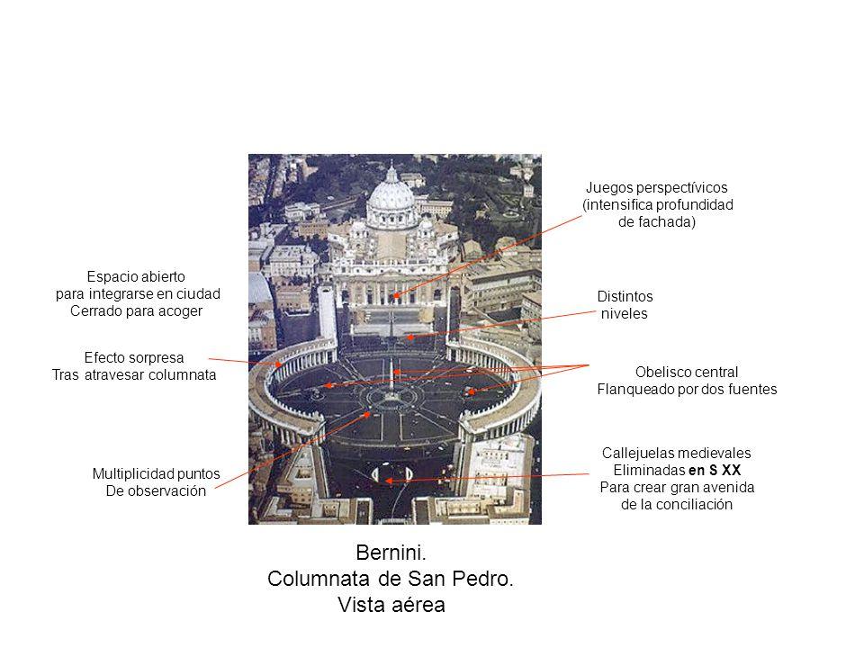 Borromini.San Carlo alle Quattro fontane. Bóveda Casetones de hexágonos,octógonos y cruces.