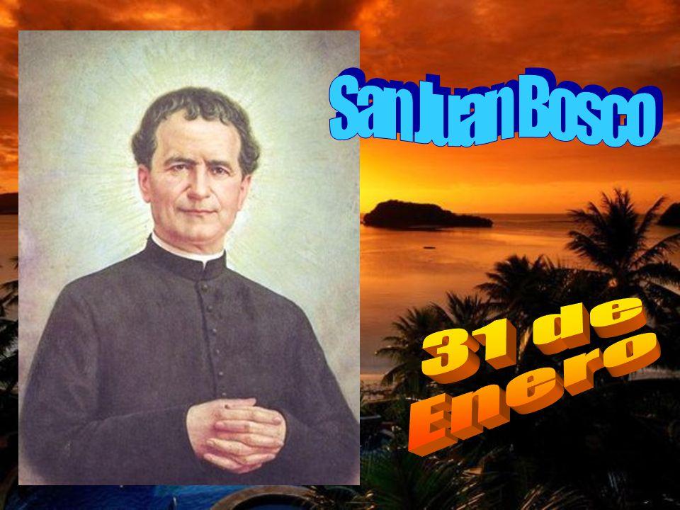 Don Bosco es esperan- za, solidari- dad,