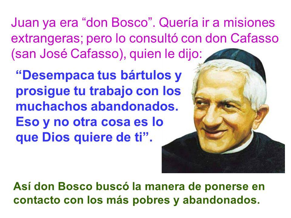 El 5 de Junio de 1841 Juan Bosco era ordenado sacerdote en Turín.