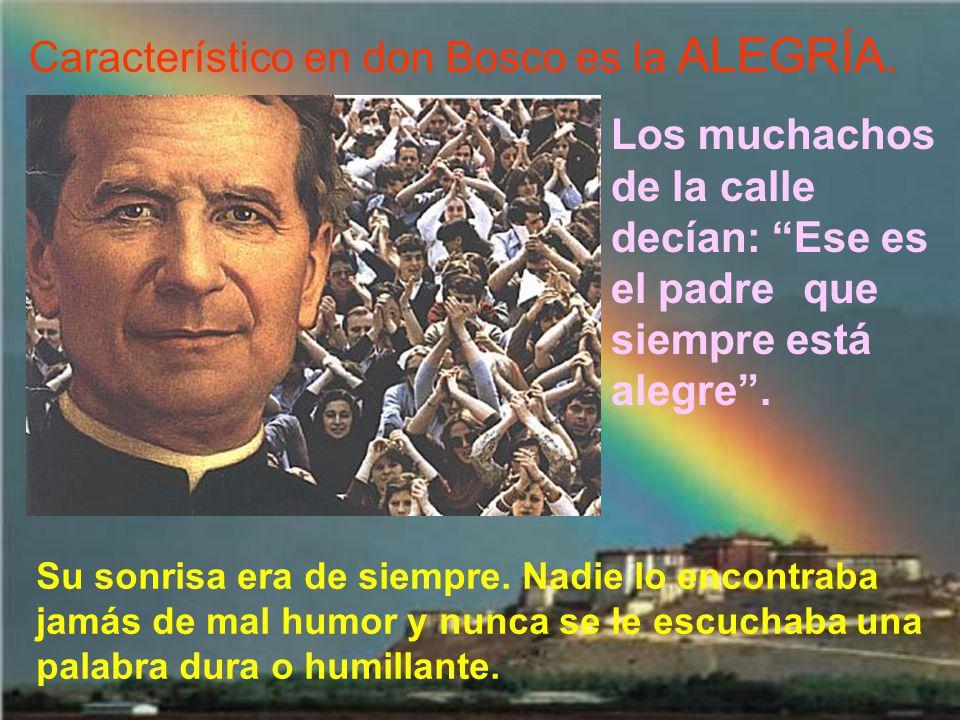 Don Bosco, eterno joven, te acompañará y te abrirá caminos de amistad.