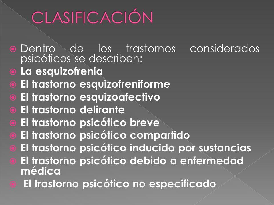 Criterios DSM-IV para el diagnóstico de F22.0 Trastorno delirante [297.1] A.