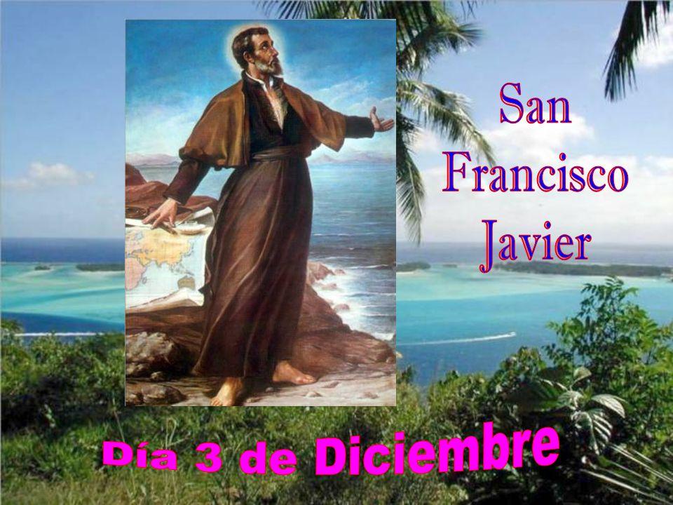 Francisco se pone incondicionalmente en manos de Ignacio de Loyola.