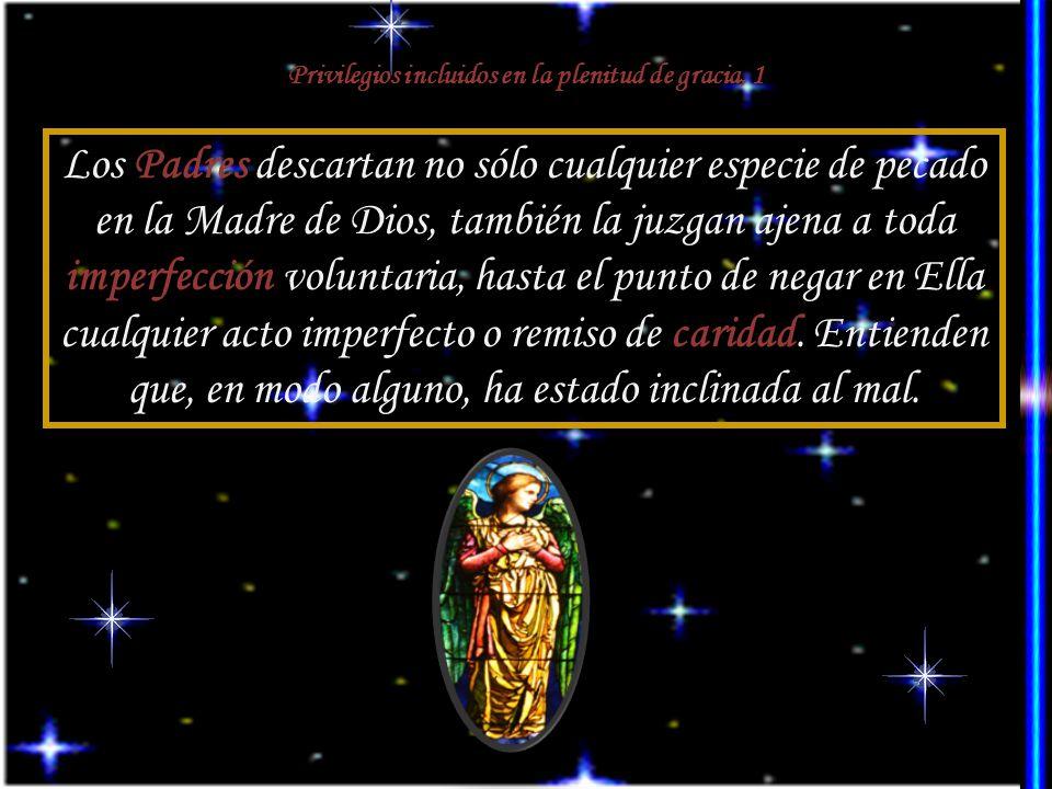 Sixto IV, en 1476 y 1483, aprueba la Fiesta y el oficio de la Concepción Inmaculada, prohibiendo calificar co- mo herética la sentencia inmaculista.