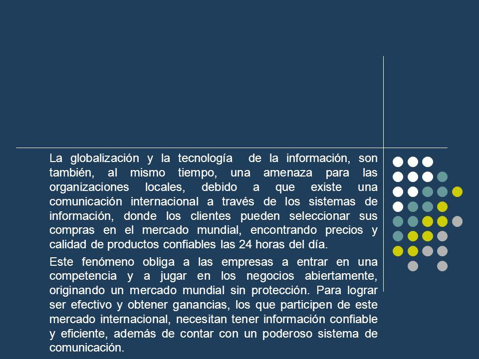 3.Negocios en línea globales: cómo utilizan las empresas los sistemas de información.