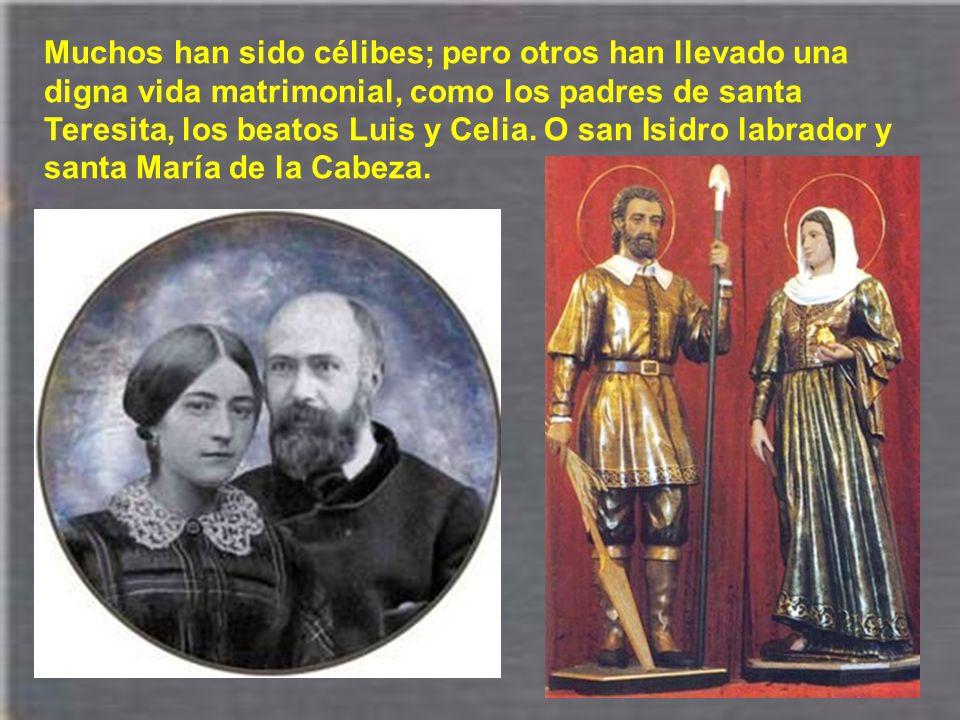 Algunos han llegado a una edad muy avanzada, como san Antonio Abad o san Alfonso María de Ligorio.