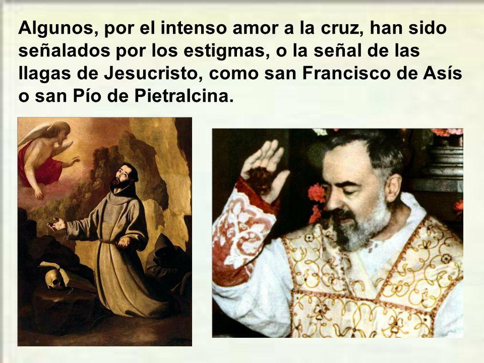 La mayoría de los santos no hicieron nada extraordinario en su vida. En algunos se da la levitación. Es cuando, llenos de amor, se elevaban por el air