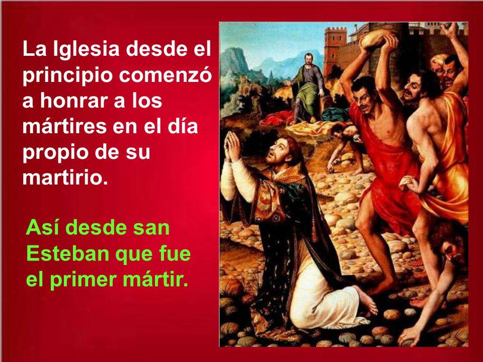 La mayoría de los santos no hicieron nada extraordinario en su vida.