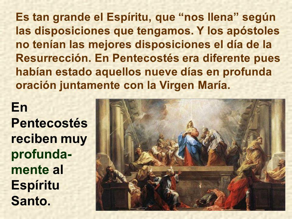 Llena, Espíritu Santo, Hacer CLICK
