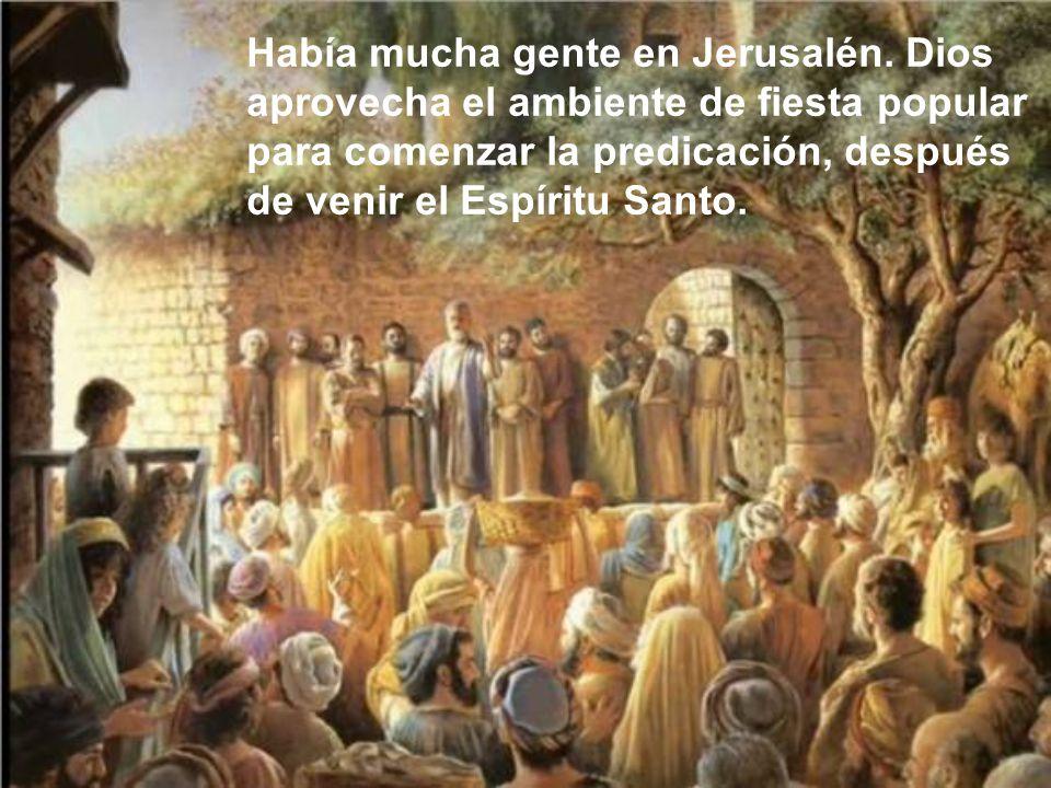 El Espíritu Santo es el mayor don que les podía dar Jesús.